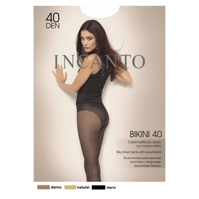 Колготки женские INCANTO, цвет daino (загар), размер 4 (арт. Bikini 40)