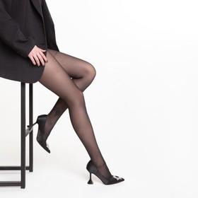 Колготки женские INNAMORE Bella 40 ден, цвет чёрный (nero), размер 2