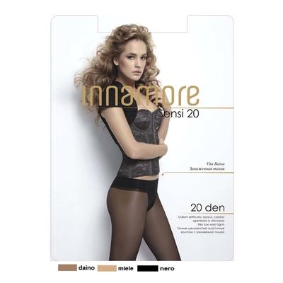 Колготки женские INNAMORE Sensi 20 den, цвет чёрный (nero), размер 2