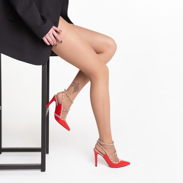 Колготки женские MALEMI Ciao 40 den, цвет загар (daino), размер 2