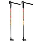 Палки лыжные стеклопластиковые, детские, 65 см, цвет МИКС