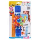 Развивающая игрушка «Мои первые часы»