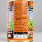 """Влажный корм """"Верные друзья"""" для собак, курица, телятина, морковь в соусе, ж/б, 400 г - Фото 3"""