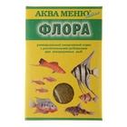 """Корм для рыб """"Аква Меню. Флора"""", 30 г"""