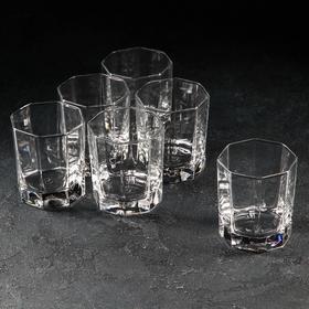 "Набор стаканов для виски 290 мл ""Кошем"", 6 шт"