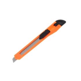 Нож универсальный Sparta, корпус пластик, квадратный фиксатор, 9 мм