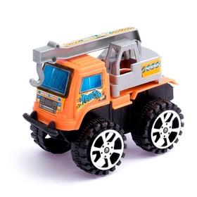 Машина инерционная «Стройтехника», цвета МИКС Ош