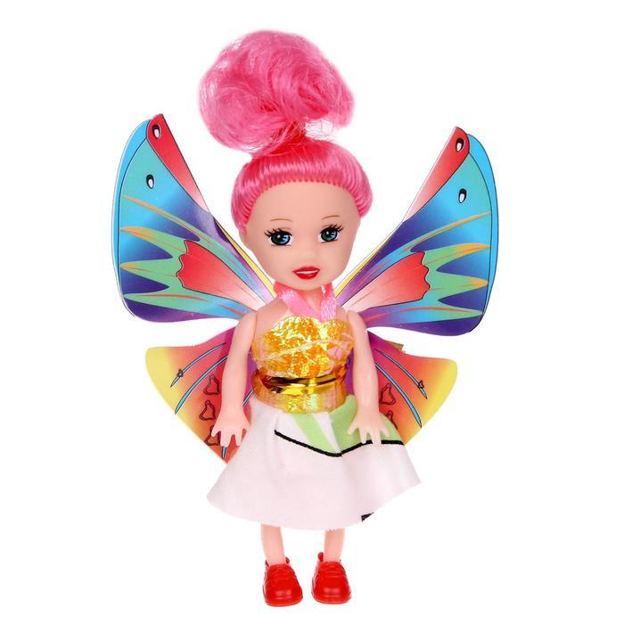Кукла малышка Бабочка, МИКС