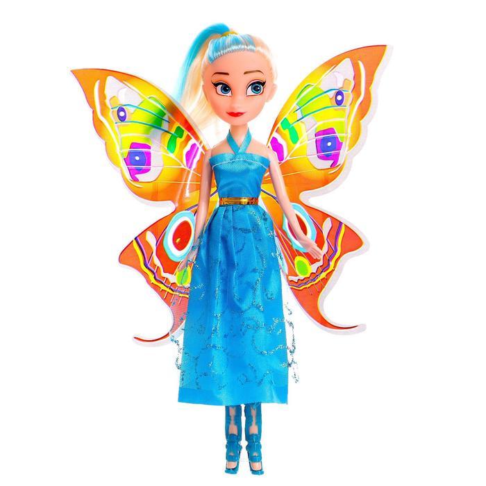 Кукла Сказочница с крыльями, МИКС