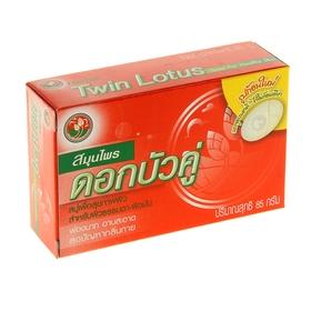 "Мыло Twin Lotus ""Herbal Soap"" с травами, 85 г"