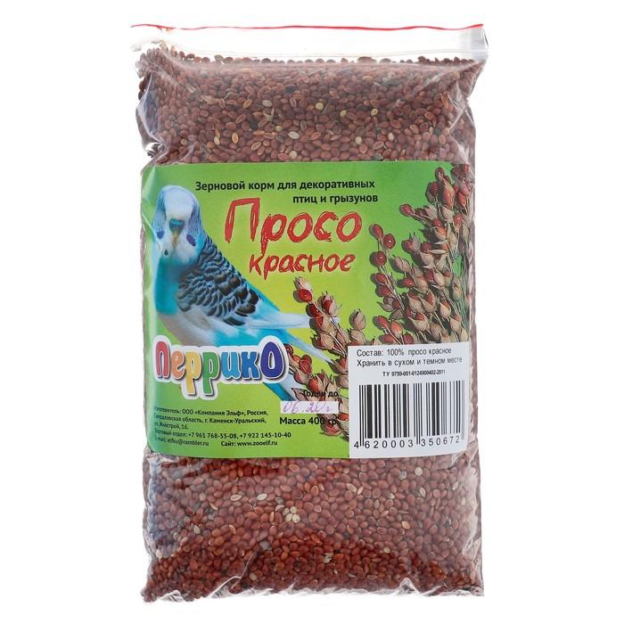 Просо Перрико для птиц, 400 г