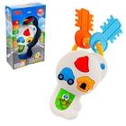 Музыкальная игрушка «Автоключик», русская озвучка, световые эффекты
