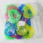 Мини-коврик для ванны «Сердце», 8×9 см, цвет МИКС - Фото 3