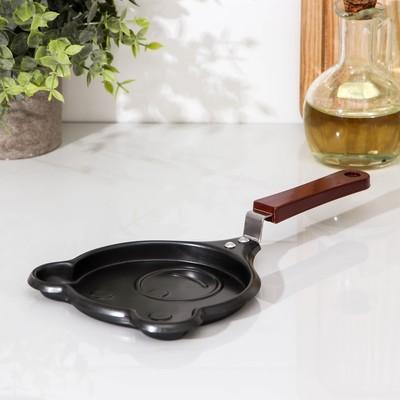 Сковорода Доляна «Мишка», d=14 см, антипригарное покрытие