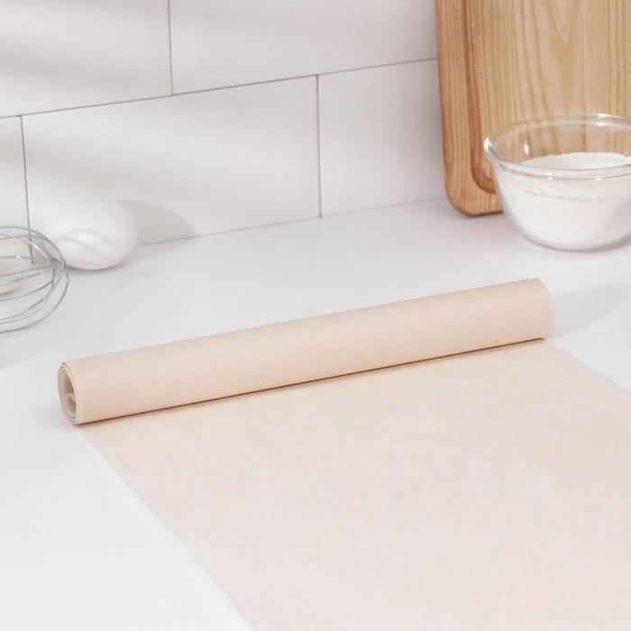 Бумага для выпечки Доляна, 30 см × 8 м