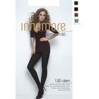 Колготки женские INNAMORE Cotton 150 цвет чёрный (nero), р-р 3