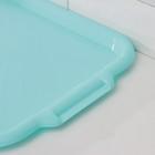 Поднос «Классика», 48×2×32 см, цвета МИКС - Фото 3