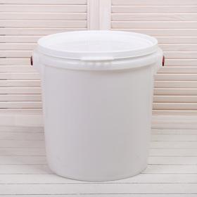 Бак пищевой, 32 л, с герметичной крышкой, МИКС