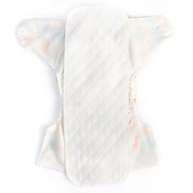 Вкладыш в многоразовый подгузник 3-х слойный, 40 см., Хлопок Ош
