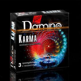 Презервативы «Domino» Premium Karma, 3 шт Ош