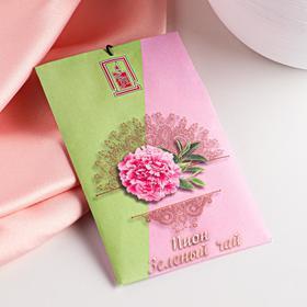 Аромасаше конверт Queen Fair 10 гр 'Пион и зелёный чай' Ош