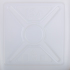 Канистра пищевая, 15 л, со сливом, белая - Фото 10