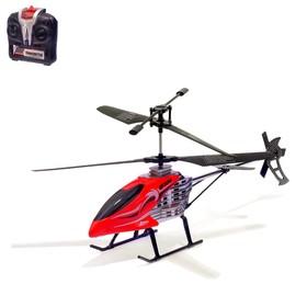 Вертолёт радиоуправляемый «Крутой вираж», световые эффекты, МИКС Ош