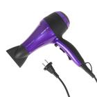 Фен Polaris PHD 2077i, 2000 Вт, фиолетово-черный