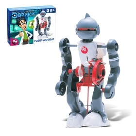 Конструктор-робот «Акробат», ходит, работает от батареек Ош