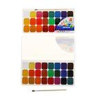 Акварель «Луч» Классика, 24 цвета, с кистью