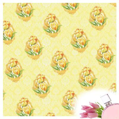 Набор бумаги тишью для упаковки «Роскошный тюльпан», 50 × 70 см