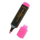 Маркер-текстовыделитель, 5 мм, Zhile, розовый