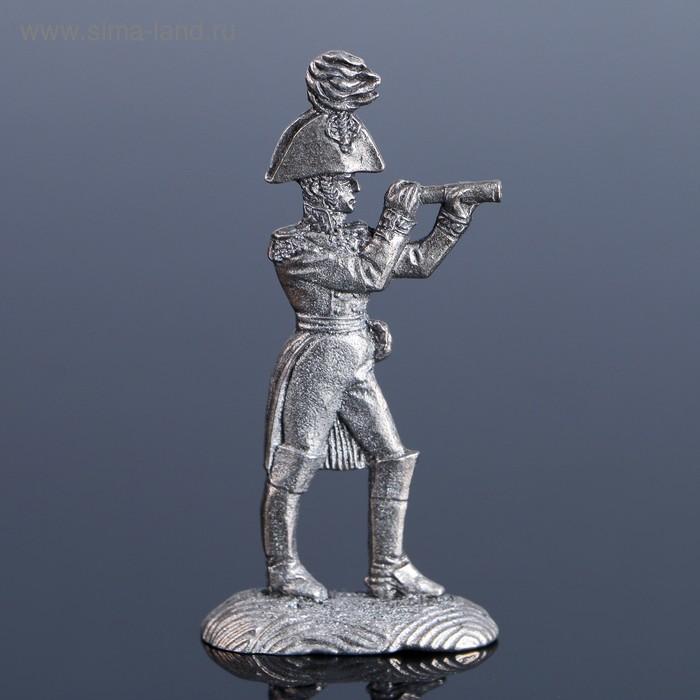 "Сувенир солдатик ""Багратион"" олово"