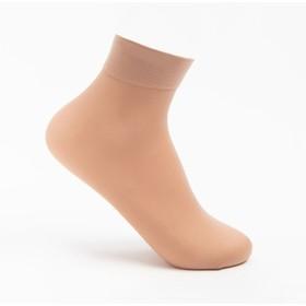 Носки INCANTO Look 40 (2 пары), цвет телесный (naturel)