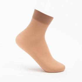 Носки INCANTO Look 40 (2 пары), цвет телесный (melon)