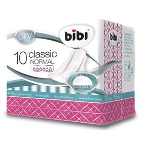 Прокладки «BiBi» Classic Normal Dry, 10 шт