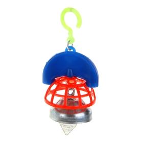 Игрушка для птиц  с колокольчиком №1 Ош