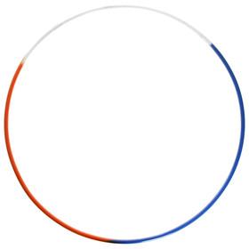 Обруч гимнастический «РАДУГА», стальной, d=90 см, 900 г, цвета МИКС Ош