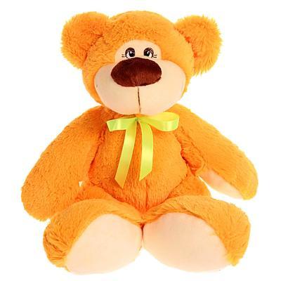 Мягкая игрушка «Медвежонок Саша», 29 см, МИКС
