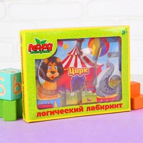 Лабиринт магнитный малый «Цирк»
