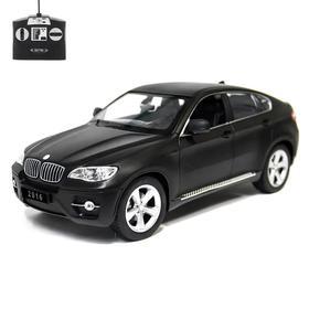 """Машина на радиоуправлении """"BMW X6"""", масштаб 1:14, МИКС"""