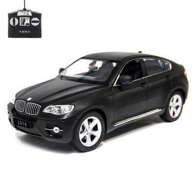 "Машина на радиоуправлении ""BMW X6"", масштаб 1:14, МИКС - Фото 1"