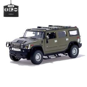 Машина на радиоуправлении Hummer H2, масштаб 1:14, МИКС