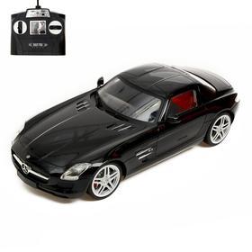 Машина на радиоуправлении Mersedes-Benz SLS AMG, масштаб 1:14