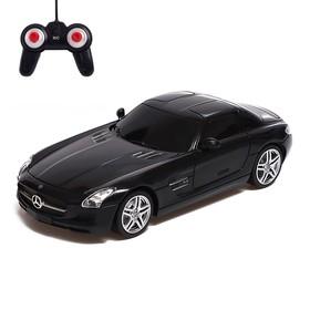 Машина на радиоуправлении Mercedes-Benz SLS, масштаб 1:24