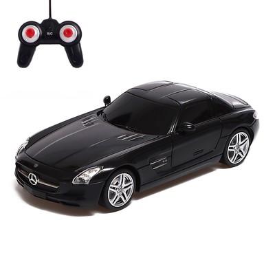 Машина на радиоуправлении Mercedes-Benz SLS, масштаб 1:24 - Фото 1