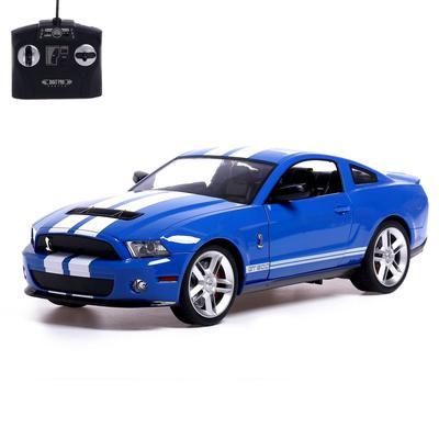 Машина на радиоуправлении 1:14 «Ford Mustang» 2170, работает аккумулятора батарея, МИКС - Фото 1