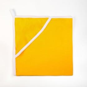 Уголок для купания, размер 80х80 см, махра, цвет МИКС 1209