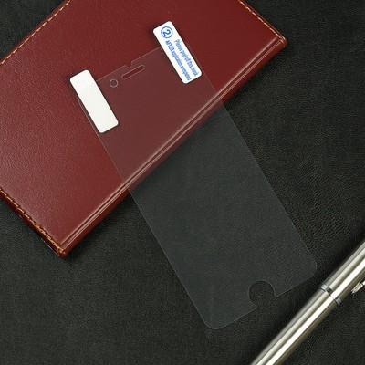 """Защитная пленка LuazON, для iPhone 6/6S, 4.7"""", прозрачная"""