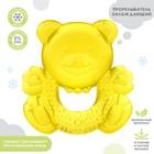 Прорезыватель охлаждающий «Милый мишка», цвет МИКС